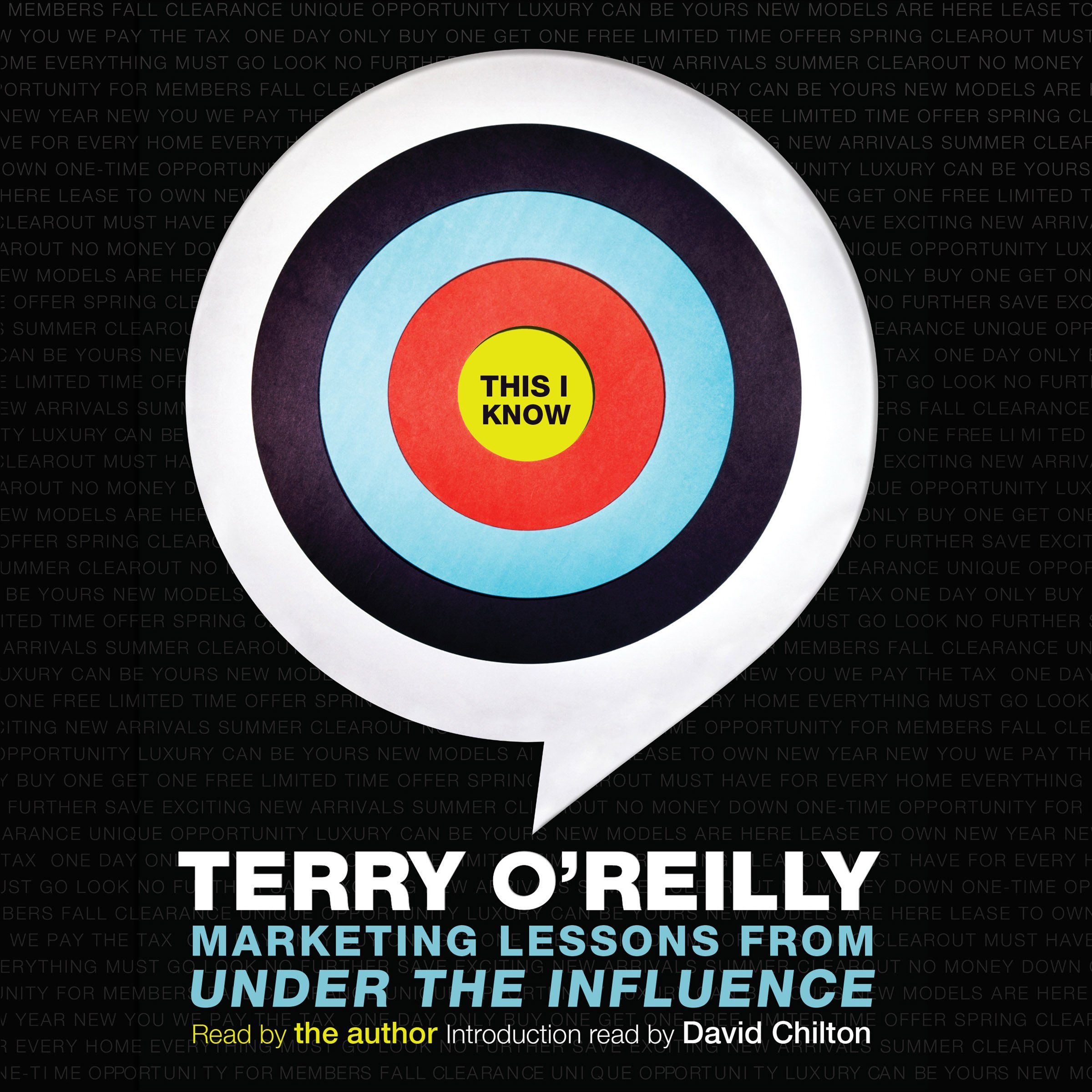 This I Know: Marketing Lessons from Under the Influence