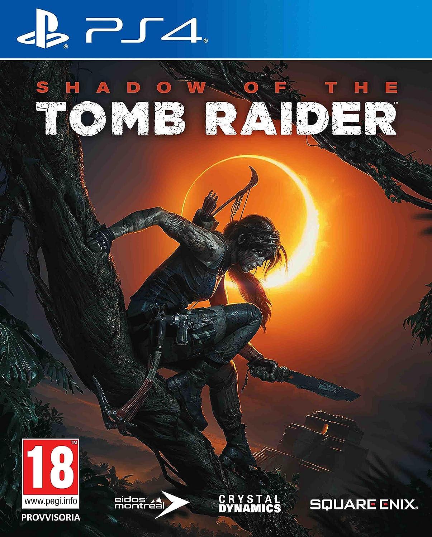 #Videojuego Shadow of the Tomb Raider por sólo 13,99€