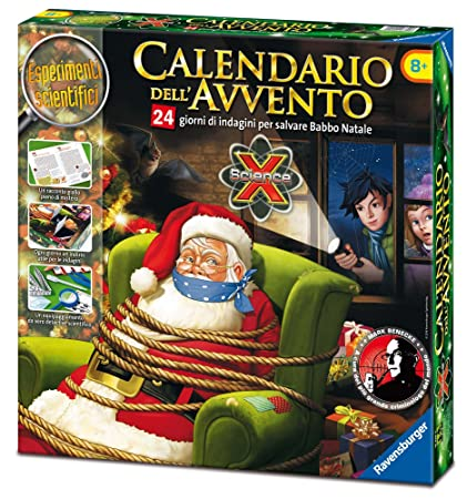 Calendario Avvento Ravensburger.Ravensburger Italy Calendario Dell Avvento 18938