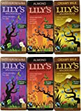 Lily's Sweets Stevia-Sweetened Chocolate 3-Flavor Variety Pack
