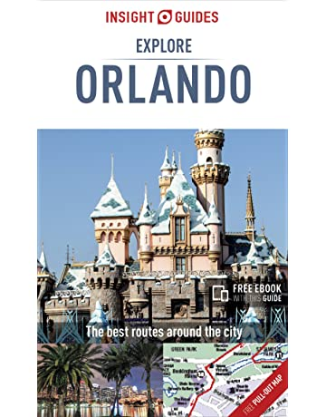 Insight Guides: Explore Orlando (Insight Explore Guides)