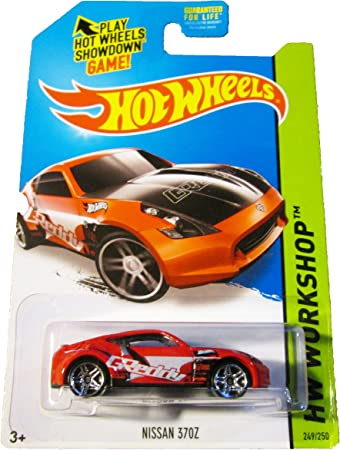 Nissan 370 Z Hot Wheels 2020 Fast /& Furious 6 Nuevo Mattel