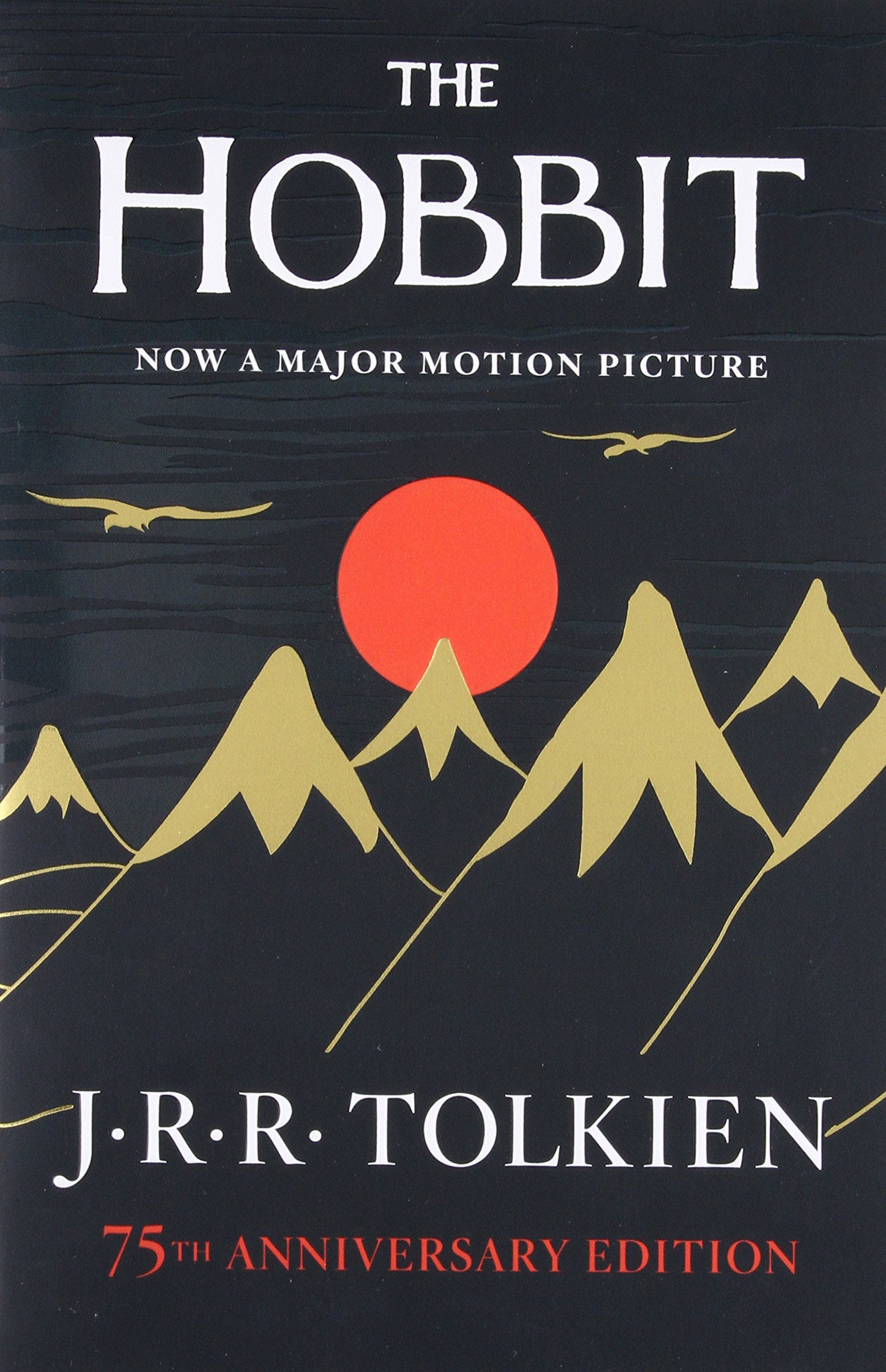 the hobbit jrr tolkien book