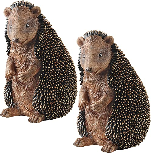Design Toscano Halsey the Hedgehog Garden Statue