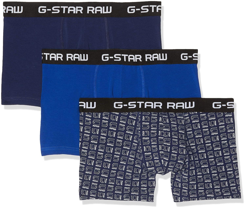 TALLA XL. G-STAR RAW Classic Truk Camo 3-Pack Bañador para Hombre