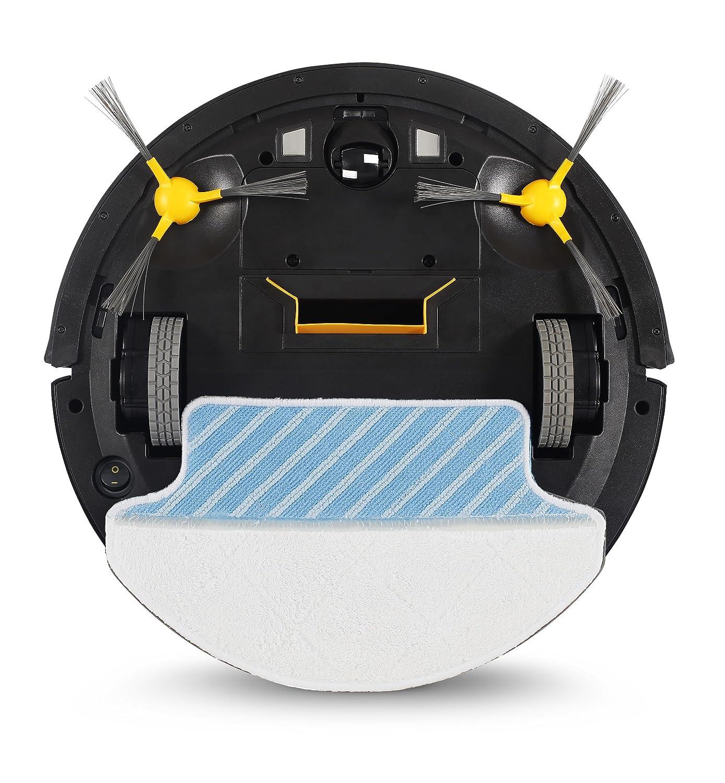 ECOVACS ROBOTICS DEEBOT N78D optimis/é pour les poils danimaux de compagnie Le nettoyage de sol robot avec r/éservoir deau