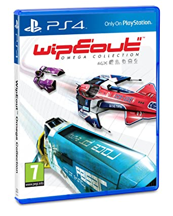 Sony WipEout Omega Collection, PS4 Básico PlayStation 4 vídeo - Juego (PS4, PlayStation