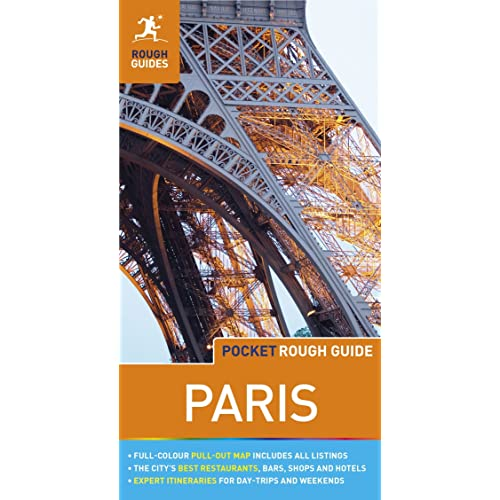 Pocket Rough Guide Paris (Rough Guides)
