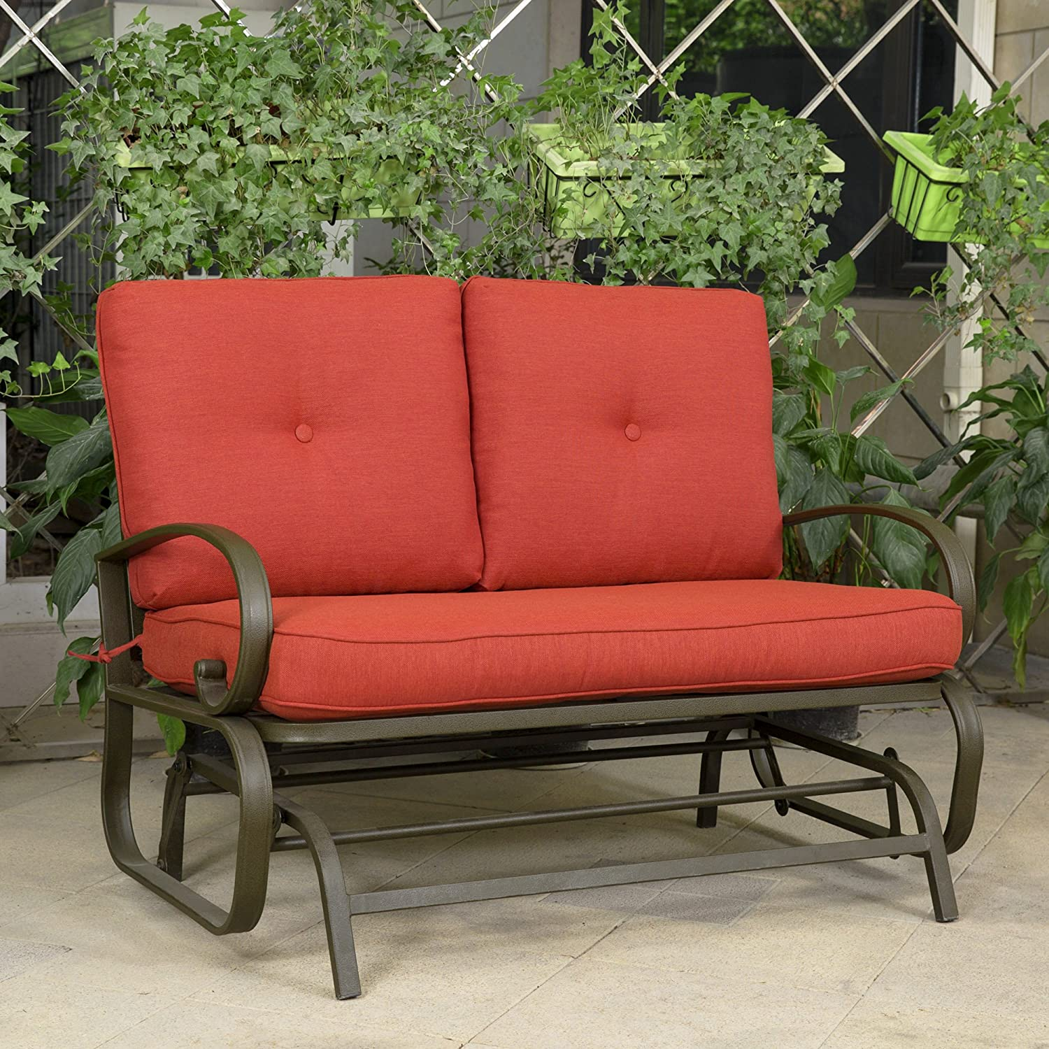 Amazon Loveseats Patio Seating Patio Lawn & Garden