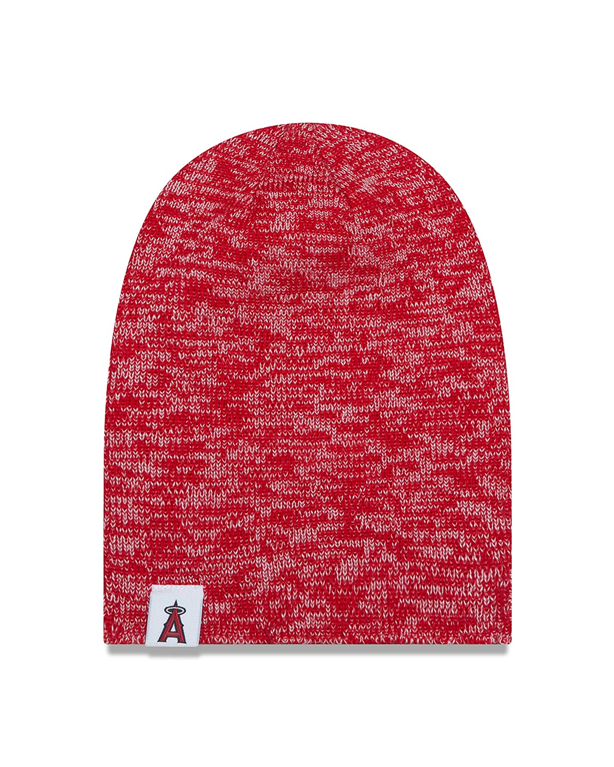 570a1bd8172 Amazon.com   New Era MLB Los Angeles Angels Women s Team Blend Long Knit  Beanie