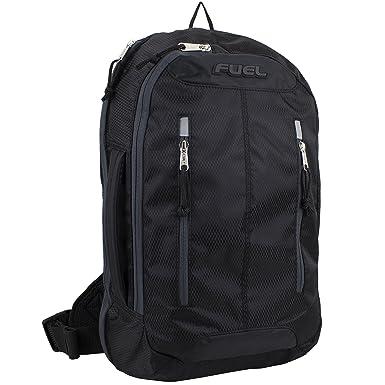Amazon.com | Fuel Universal Single Strap Crossbody, Black ...