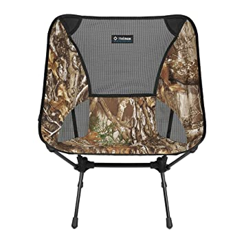 Helinox Chair One C&ing Chair One Size Realtree  sc 1 st  Amazon.co.uk & Helinox Chair One Camping Chair One Size Realtree: Amazon.co.uk ...