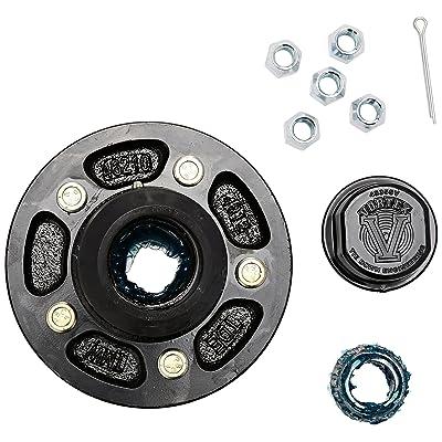 Tie Down Engineering 81022 1750 lbs. 5 Stud Vortex Hub Kit: Automotive
