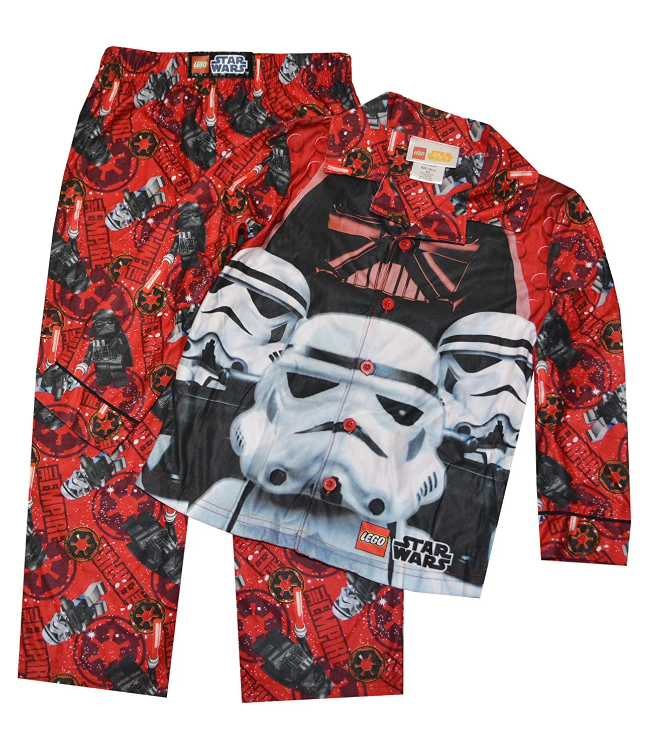 4fb5b4a3e2 ... Boys 4-8 · Lego Star Wars Boys Flannel Pajama Set ...