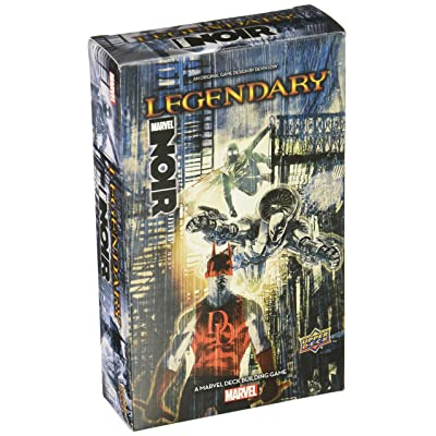 Legendary: A Marvel Deck Building Game: Noir Expansion: Toys & Games