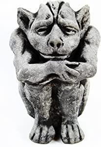 Fleur de Lis Garden Ornaments LLC Igor Gargoyle Home and Statues European Gargoyles Sculptures