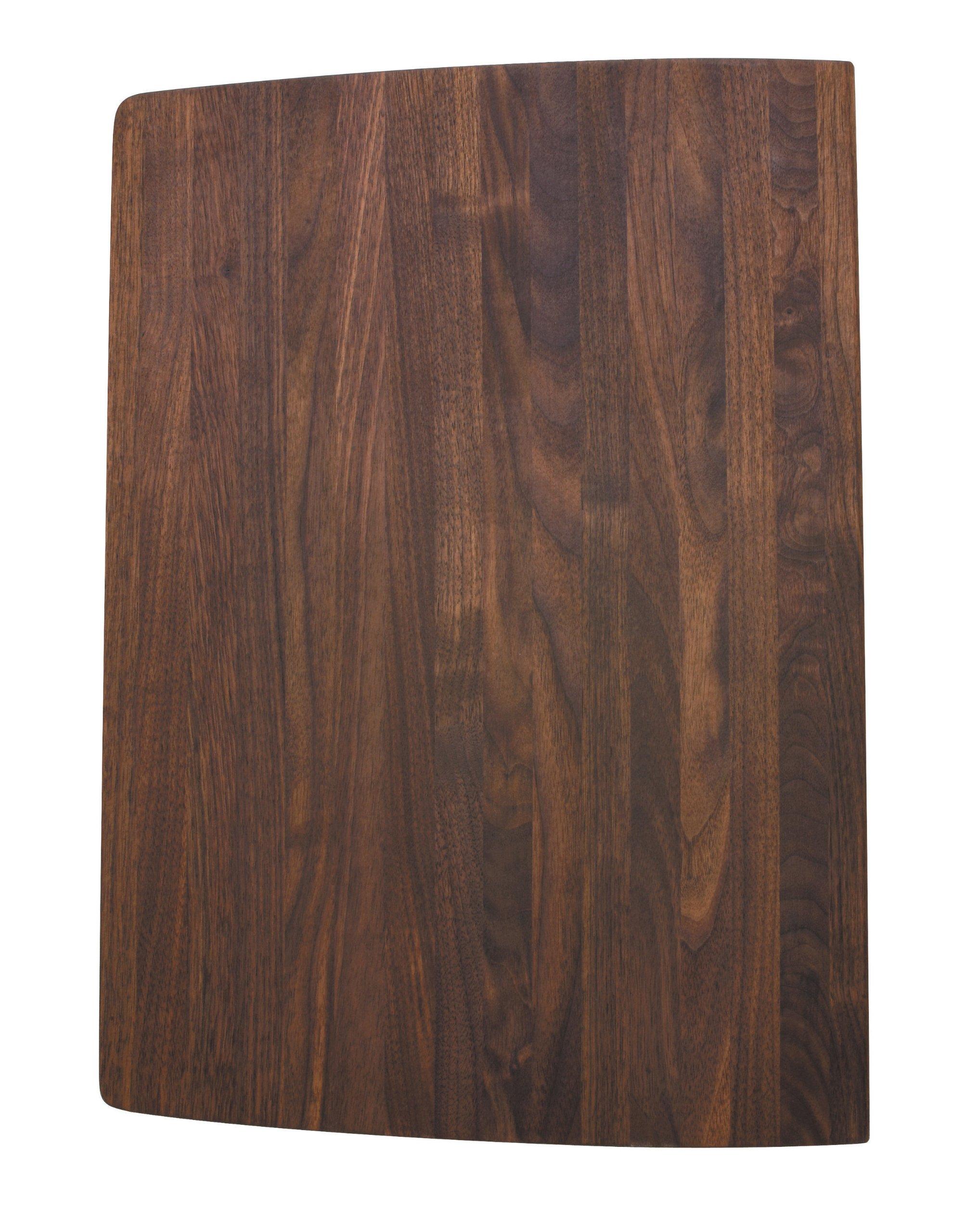 Blanco 222587 Wood Cutting Board, Fits Performa Silgranit II Equal Double Bowl, Walnut