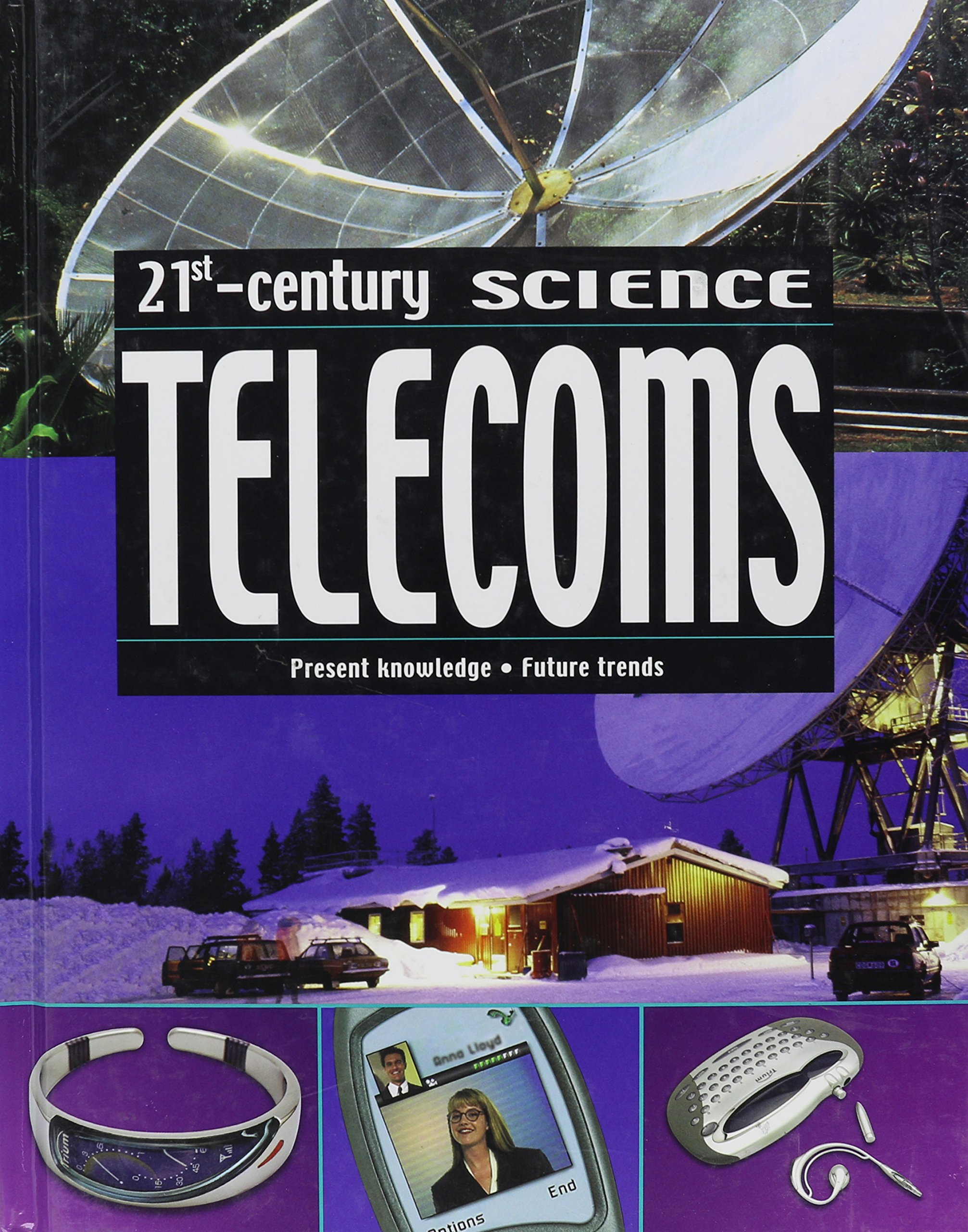 Download Telecoms (21st-Century Science (Apple Media)) pdf