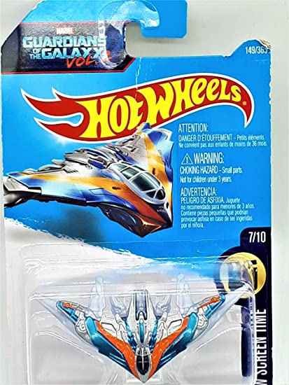HOT WHEELS 2017 HW Screen Time *MILANO* Guardians of the Galaxy Vol 2
