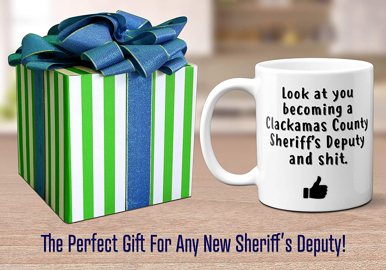 Amazon com: Clackamas County Sheriff Graduation Gifts  New