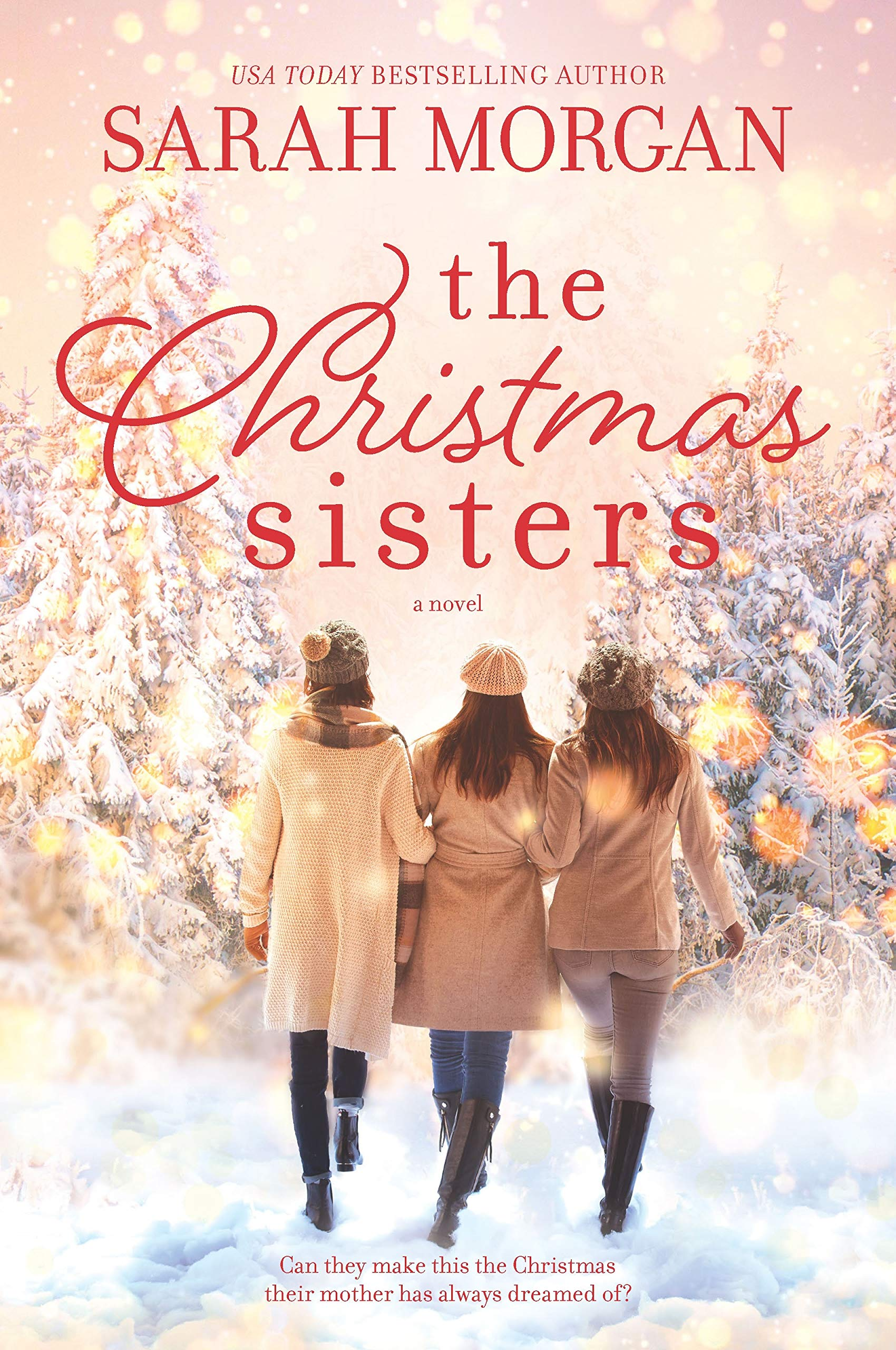 The Teeny tiny à Tout Faire: 🎄 Novel of the Week [Christmas Edition]: The Christmas Sisters by Sarah Morgan