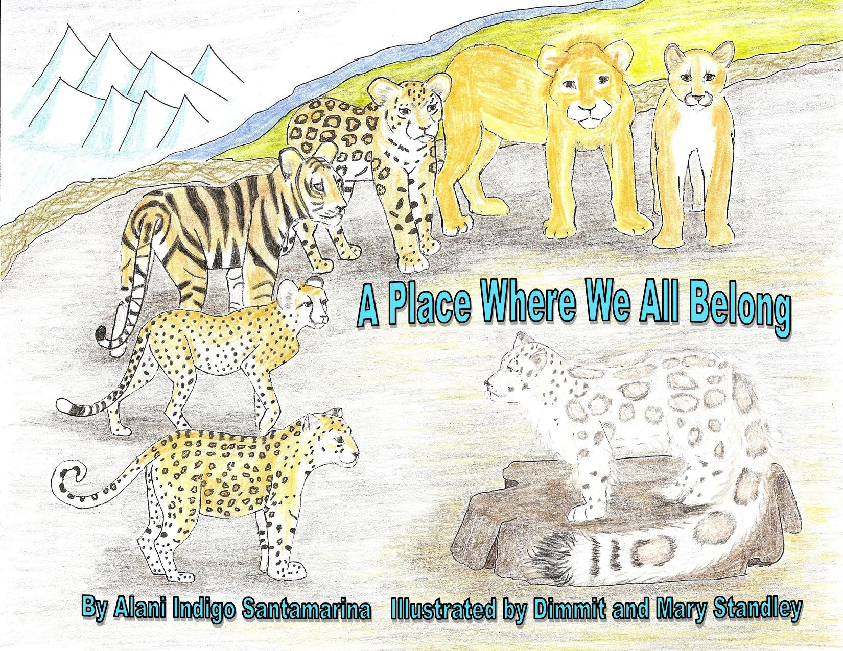 Download A Place Where We All Belong PDF