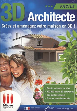 Architecte 3D Facile   V13