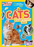 National Geographic Kids Cats Sticker Activity Book (NG Sticker Activity Books)