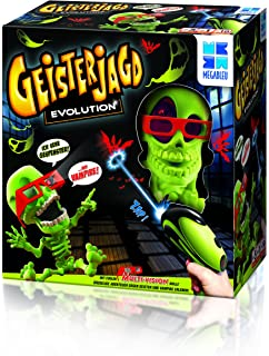 Unbekannt Megableu 678468 – Fantasma Caza Evolution Pistola: Amazon.es: Juguetes y juegos