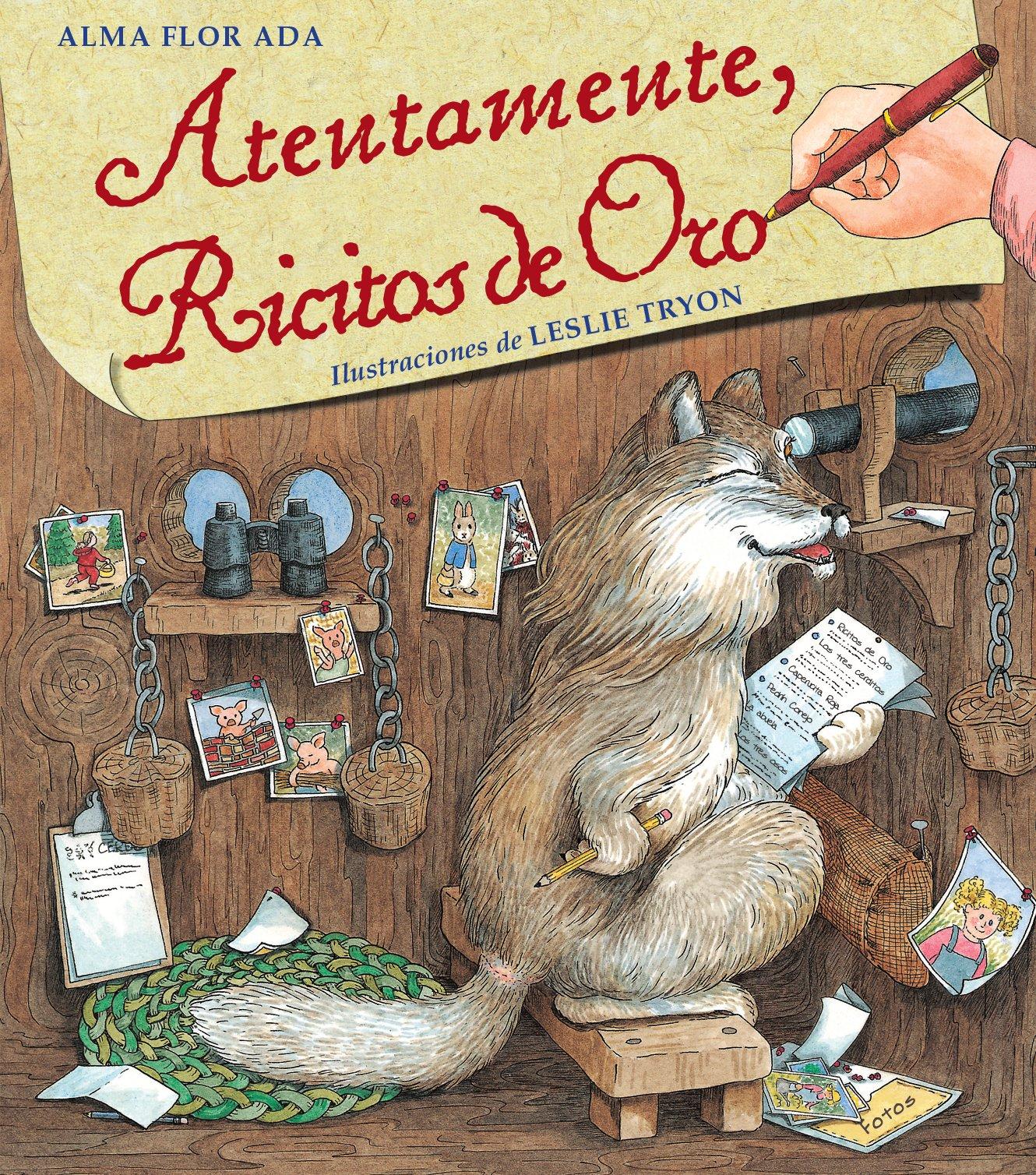 Download Atentamente, Ricitos de Oro (Spanish Edition) ebook