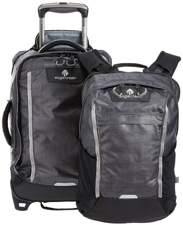 c11b5c82f89d Amazon.com | Eagle Creek Exploration Series Switchback International Carry  On Asphalt Black | Carry-Ons