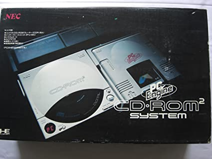 NEC PC Engine CD ROM System - JAP: Amazon co uk: PC & Video Games