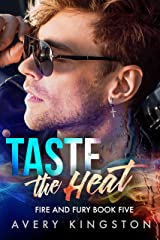 Taste the Heat: (Fire and Fury Book Five) Kindle Edition
