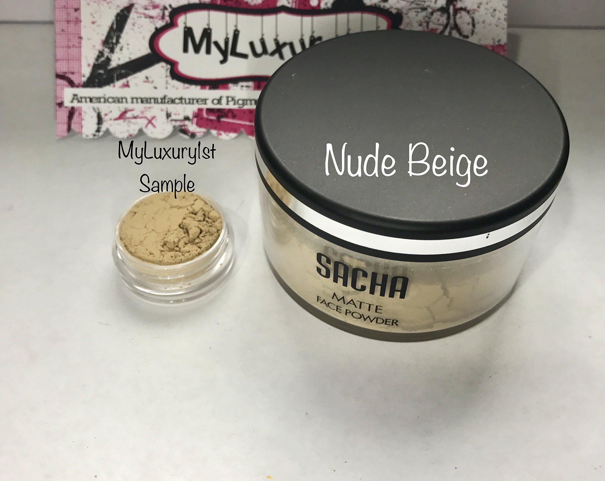 Sacha nude Nude Photos 34