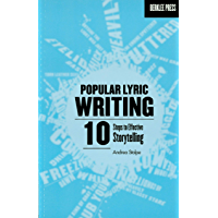 Popular Lyric Writing: 10 Steps to Effective Storytelling book cover