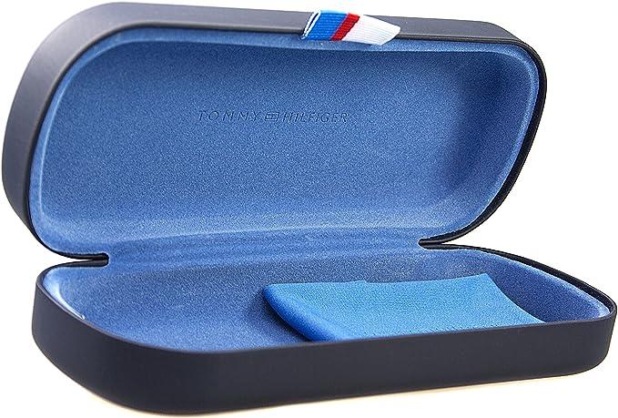 Hilfiger Denim - Funda de gafas - para mujer Azul azul: Amazon.es: Ropa y accesorios