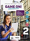Game on! Student's book-Workbook. Per la Scuola media. Con audio formato MP3. Con e-book. Con espansione online. Con Libro: Maps. Con DVD-ROM: 2