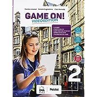 Game on! Student's book-Workbook. Per la Scuola media. Con audio formato MP3. Con e-book. Con espansione online. Con Libro: Maps. Con DVD-ROM [Lingua inglese]: 2