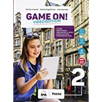 Game on! Student's book-Workbook. Per la Scuola media. Con audio formato MP3. Con e-book. Con espansione online. Con Libro: Maps. Con DVD-ROM: 2