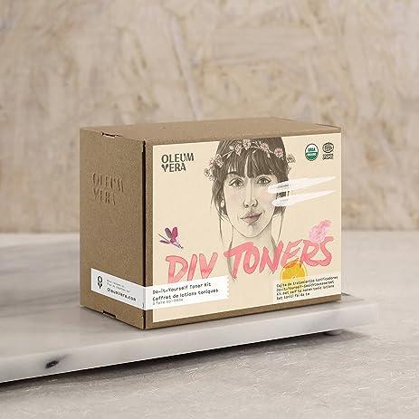 Amazon oleum vera do it yourself organic face toner kit home oleum vera do it yourself organic face toner kit solutioingenieria Images