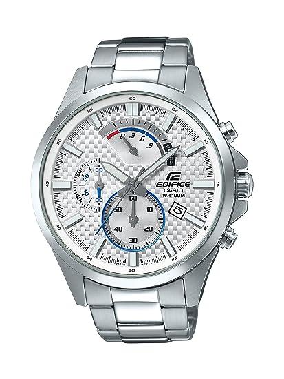 7a85adac0756 Casio-Reloj Edifice de acero inoxidable