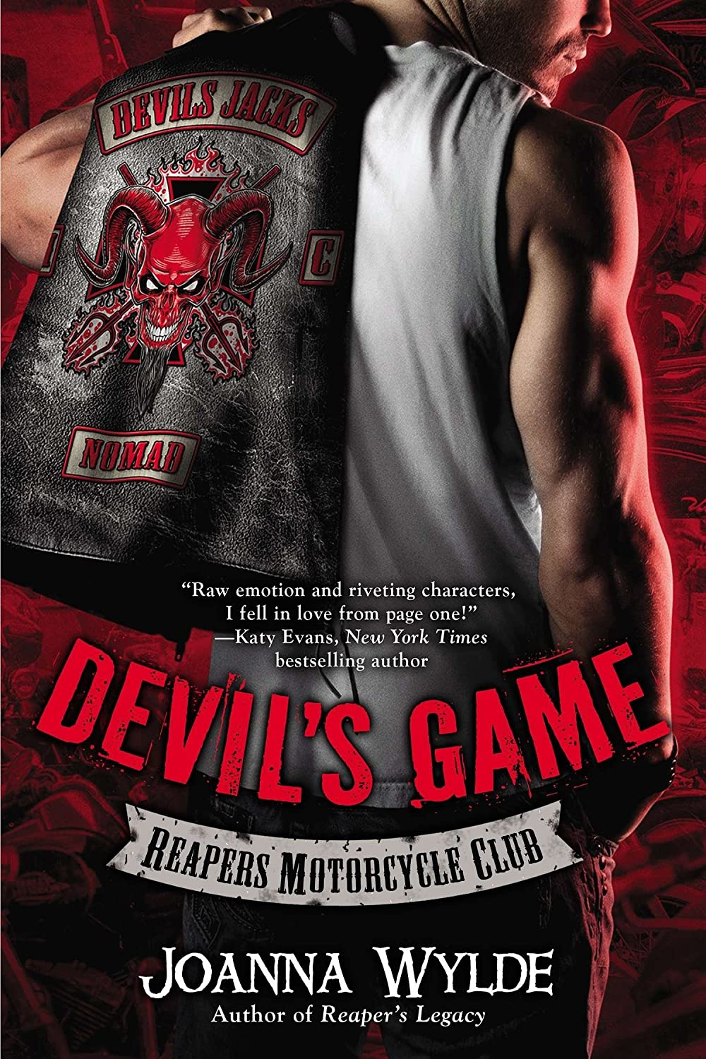 Devil's Game: Reapers Motorcycle Club (English Edition