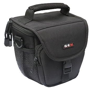 Funda compacta Gem de fácil acceso para cámara Nikon Coolpix B500, B700, incluye cobertura impermeable