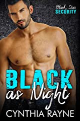 Black as Night (Black Star Security Book 4) Kindle Edition