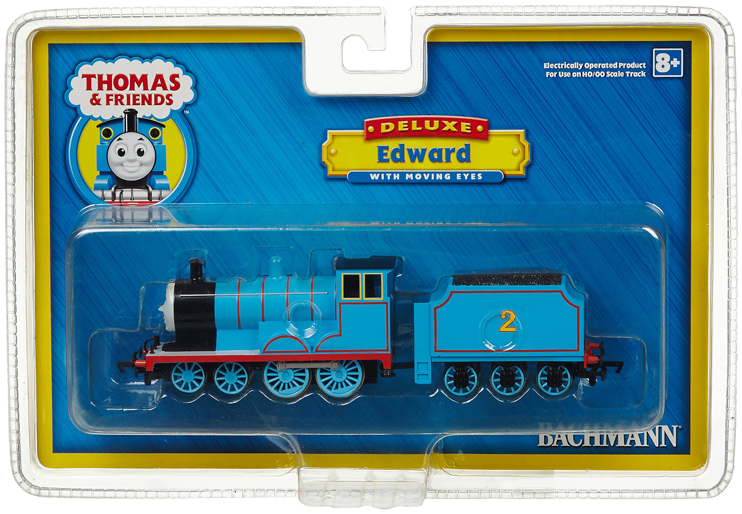 Bachmann Trains Thomas And Friends - Edward Engine With Moving Eyes by Bachmann Trains (Image #1)