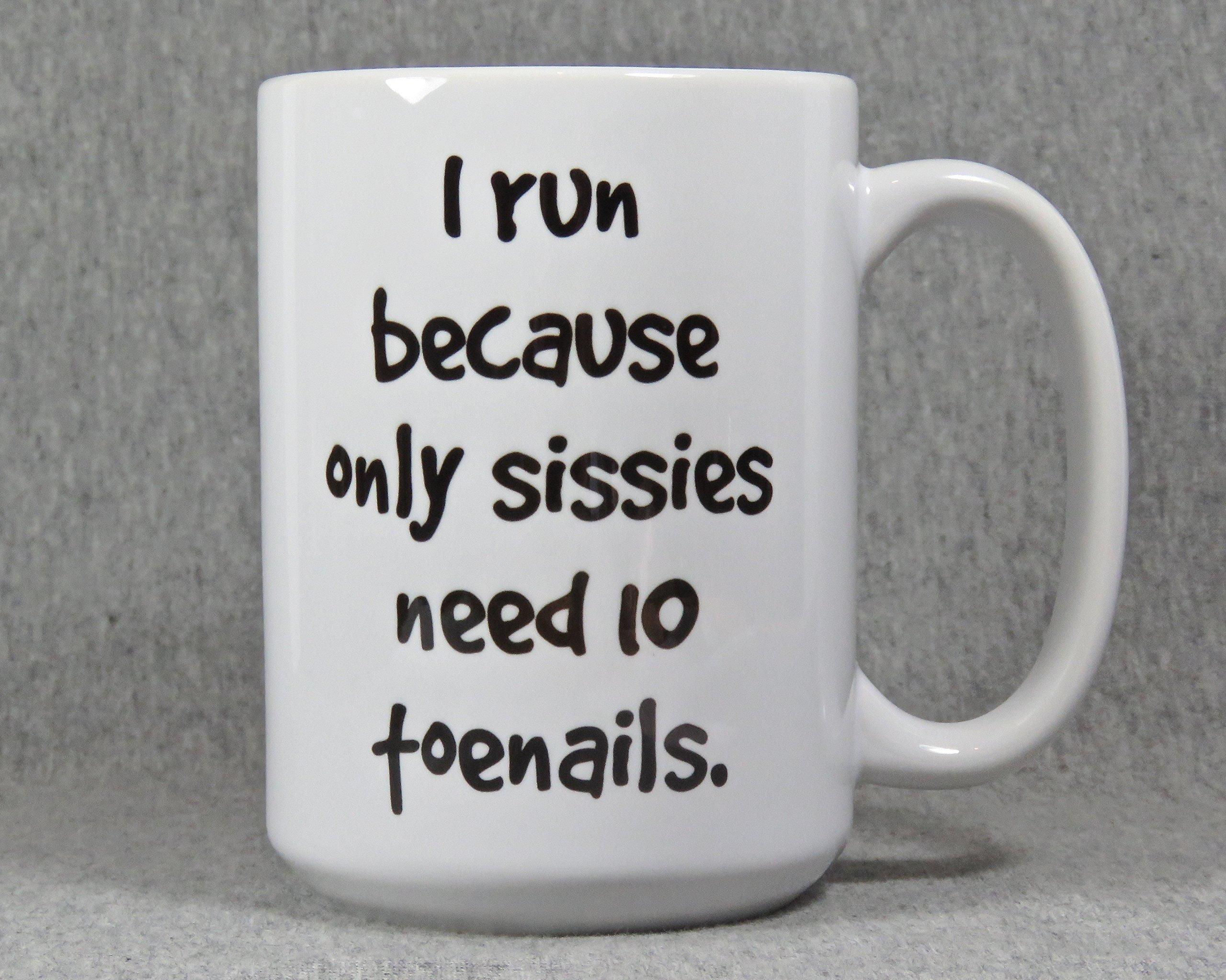 Running Mug, Funny Mug For Runner