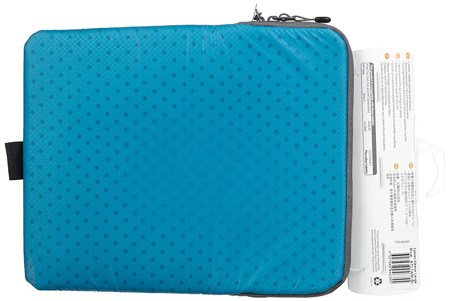 Amazon.com: Sea To Summit Travelling Light Tablet Sleeve, Black, Small: Sea to Summit: Home & Kitchen