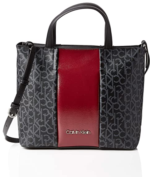 Calvin Klein Jeans Mono Block Medium Tote - Borse a spalla Donna ... 7f7a2792930