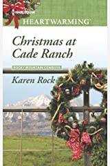 Christmas at Cade Ranch (Rocky Mountain Cowboys) Mass Market Paperback