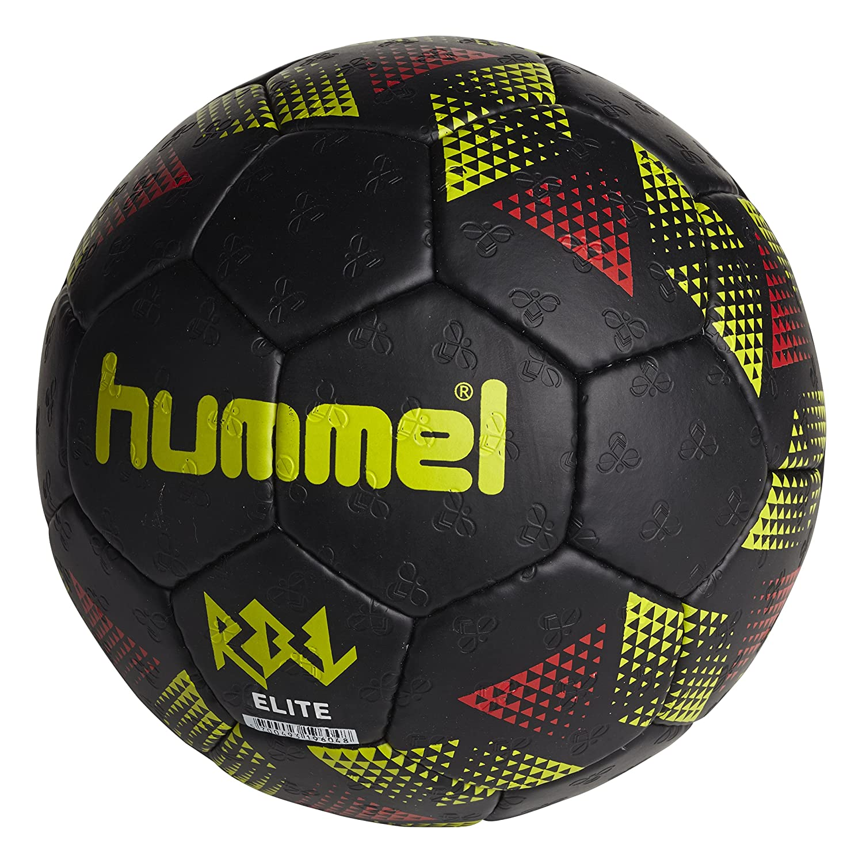 Hummel Rebel Elite - Balón de balonmano negro negro Talla:2 ...